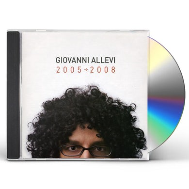 Giovanni Allevi BEST OF 2005-2008 CD