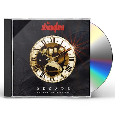 The Stranglers DECADE: BEST OF 1981-1990 CD