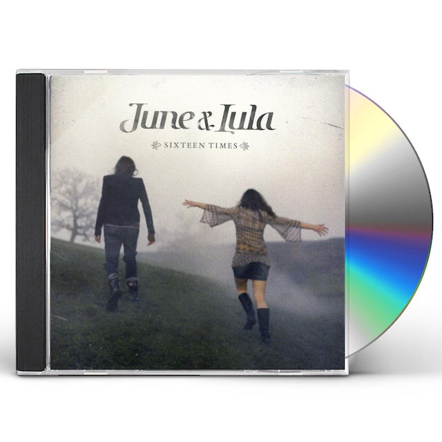 June & Lula SIXTEEN TIMES CD
