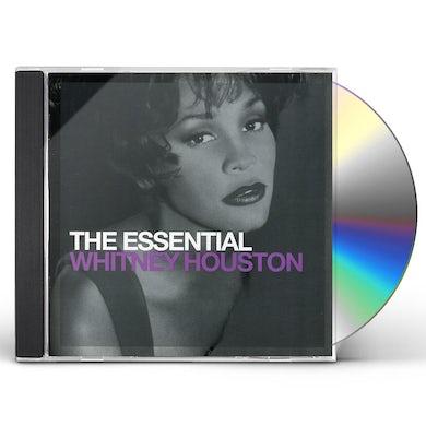 ESSENTIAL WHITNEY HOUSTON CD