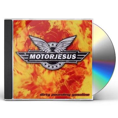 Motorjesus DIRTY POUNDING GASOLINE CD