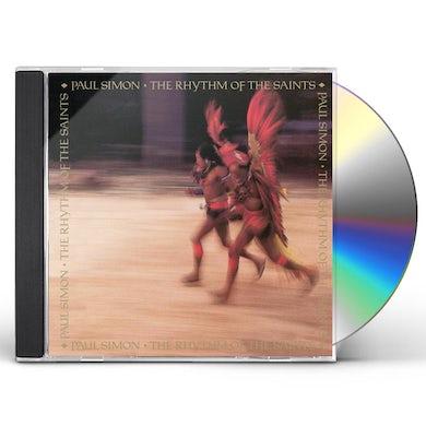 Paul Simon RHYTHM OF THE SAINTS CD