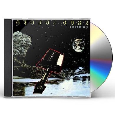 George Duke DREAM ON CD