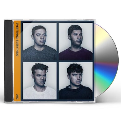 Everything Everything ARC CD