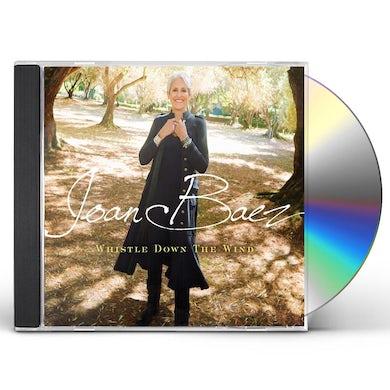 Joan Baez WHISTLE DOWN THE WIND CD
