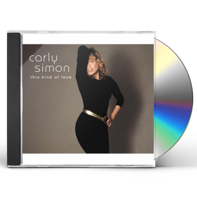 Carly Simon THIS KIND OF LOVE CD
