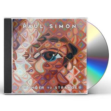 Paul Simon STRANGER TO STRANGER CD