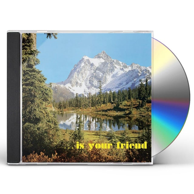 Relay ES YOUR FRIEND CD
