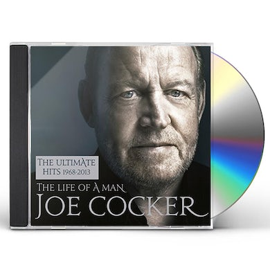 Joe Cocker LIFE OF A MAN: ULTIMATE HITS 1968-2013 CD