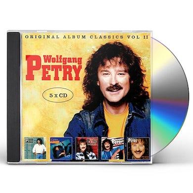 Wolfgang Petry ORIGINAL ALBUM CLASSICS CD