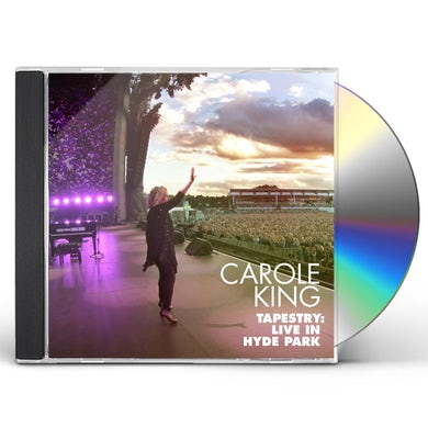 Carole King TAPESTRY: LIVE IN HYDE PARK CD