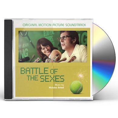 Nicholas Britell BATTLE OF THE SEXES (SCORE) / Original Soundtrack CD