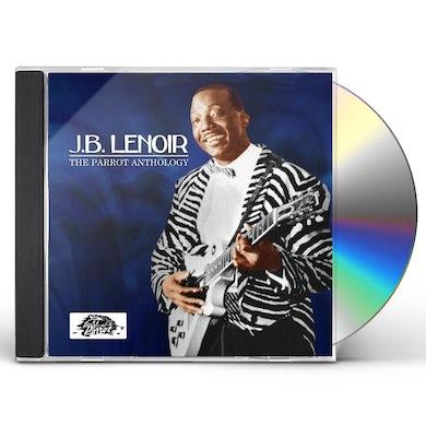 J.B. Lenoir PARROT ANTHOLOGY CD