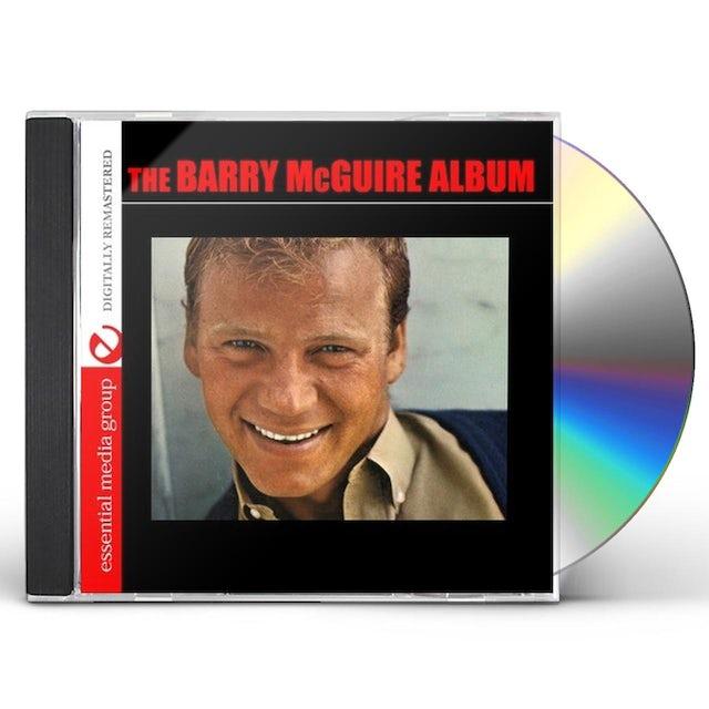 Barry McGuire ALBUM CD