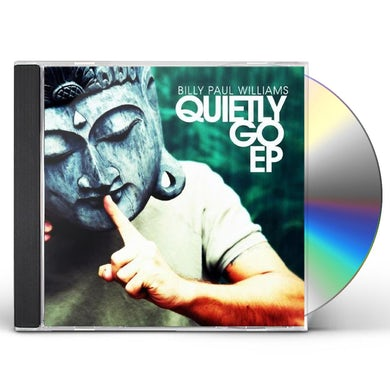 Billy Paul Williams QUIETLY GO EP CD