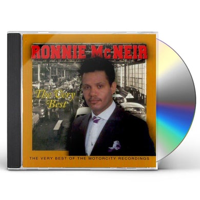ronnie mcneir VERY BEST CD