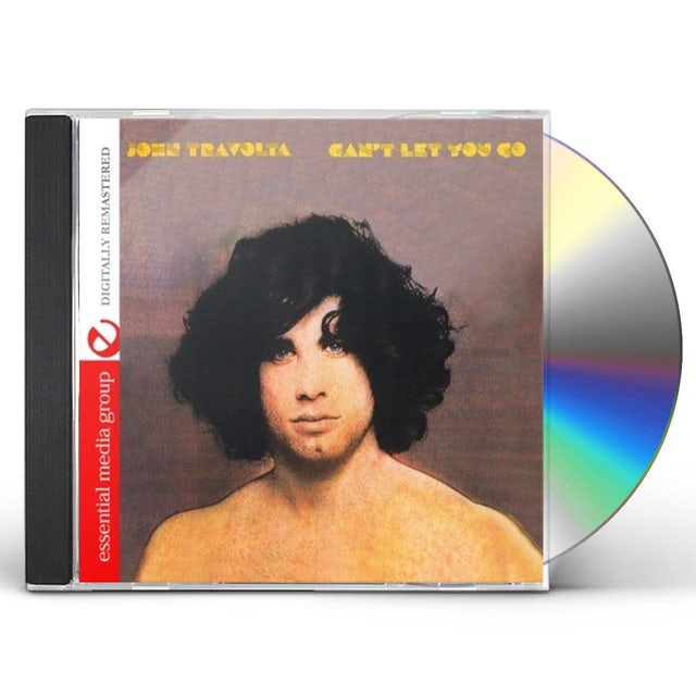 John Travolta CAN'T LET YOU GO CD