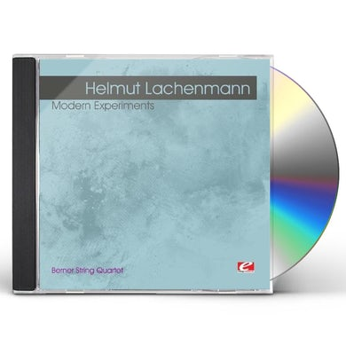 Helmut Lachenmann LACHENMANN: MODERN EXPERIMENTS CD