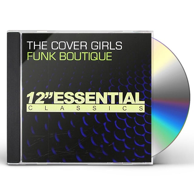 Cover Girls FUNK BOUTIQUE CD