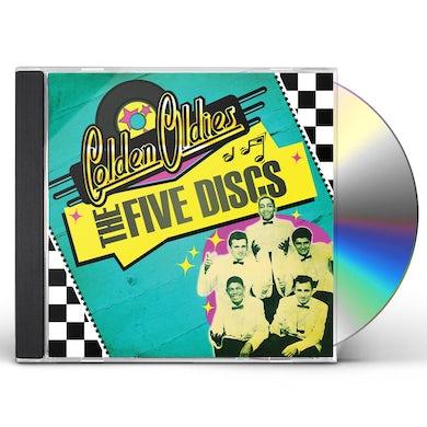 Five Discs GOLDEN OLDIES CD