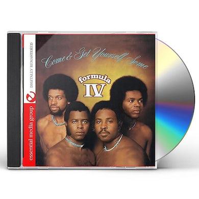 Formula IV COME & GET YOURSELF SOME CD