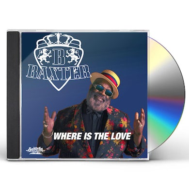 WHERE IS THE LOVE CD