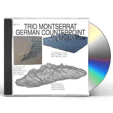 BUTTNER / TRIO MONTSERRAT GERMAN COUNTERPOINT CD