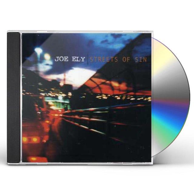 Joe Ely STREETS OF SIN CD