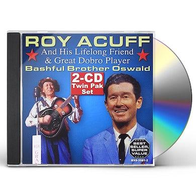 Roy Acuff TWIN PAK SET CD