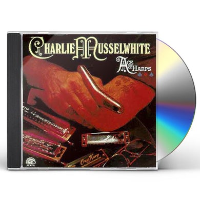 Charlie Musselwhite ACE OF HARPS CD