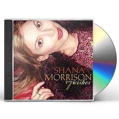 Shana Morrison 7 WISHES CD