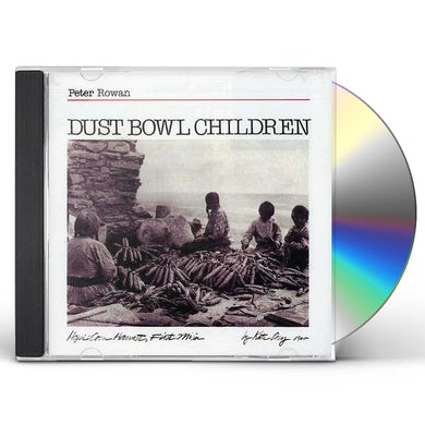 Peter Rowan DUST BOWL CHILDREN CD