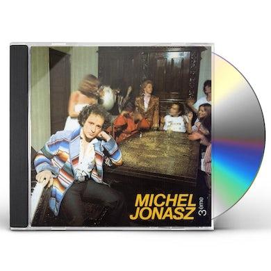 Michel Jonasz 3EME ALBUM CD