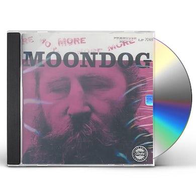 MORE STORY OF MOONDOG CD