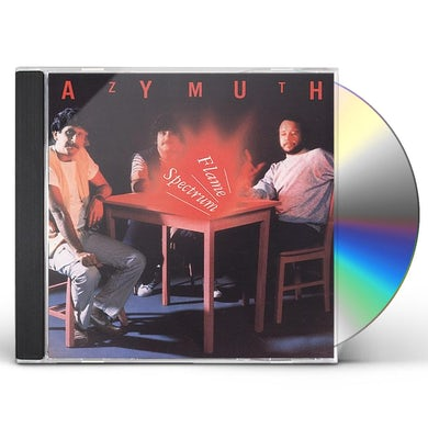 Azymuth FLAME / SPECTRUM CD