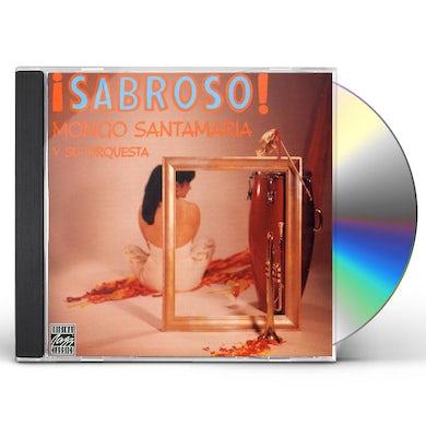 Mongo Santamaria SABROSO CD