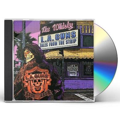 LA Guns TALES FROM THE STRIP CD
