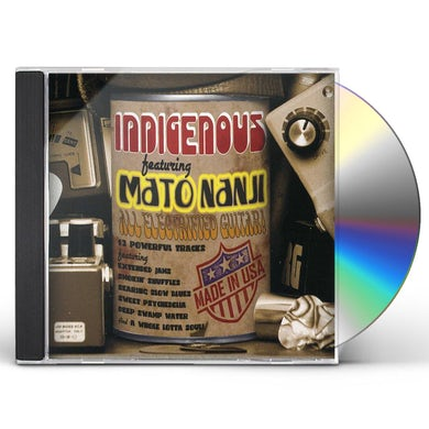 Indigenous FEATURING MATO NANJI CD