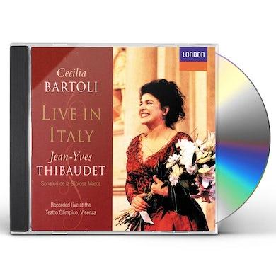 Cecilia Bartoli Live In Italy CD