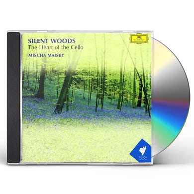 Mischa Maisky SILENT WOODS: THE HEART OF THE CELLO CD