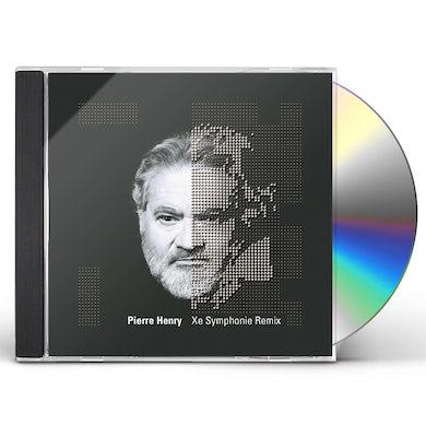 Pierre Henry Xe Symphonie Remix CD