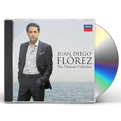 JUAN DIEGO FLOREZ - THE ULTIMATE COLLECTION CD
