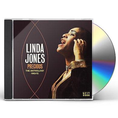 Linda Jones PRECIOUS: ANTHOLOGY 1963-1972 CD