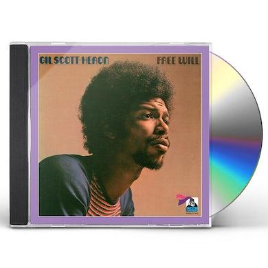Gil Scott-Heron FREE WILL CD