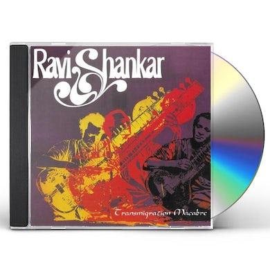 Ravi Shankar TRANSMIGRATION MACABRE: MUSIC FROM THE FILM VIOLA CD