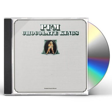 Pfm CHOCOLATE KINGS CD