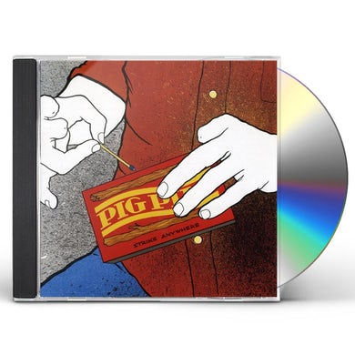 Big Black PIG PILE CD