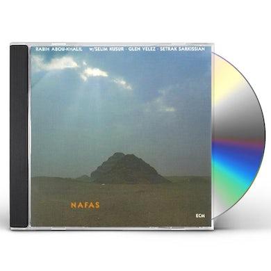 Rabih Abou-Khalil NAFAS CD