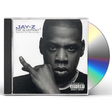 Jay Z BLUEPRINT 2: THE GIFT & THE CURSE CD