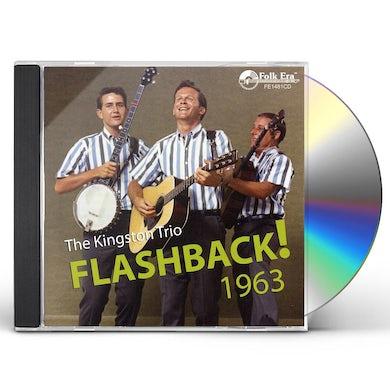 Kingston Trio FLASHBACK 1963 CD